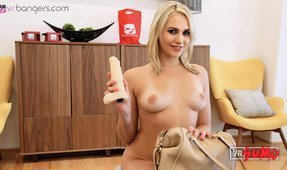 Casting: Mia Malkova Shows You She Has What it Takes