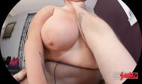 Sunny Daze BBW Rides your Cock and makes you JIZZ