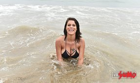 Peta Jensen Picks You Up at the Beach