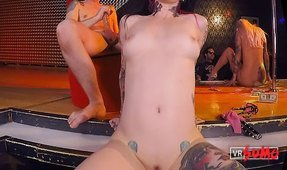 Joanna Angel's Erotic Cabaret Threesome